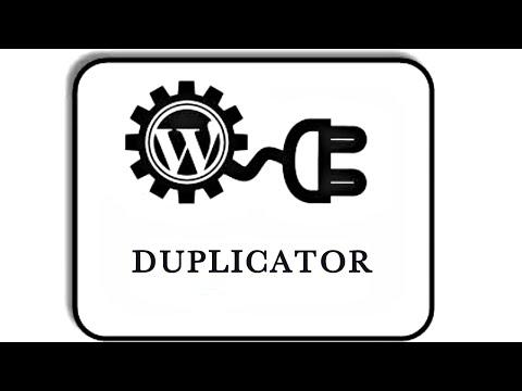 How To Copy A  Live WordPress Site To A Localhost | Duplicator Plugin