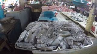 Puerto Princesa New Market,Palawan