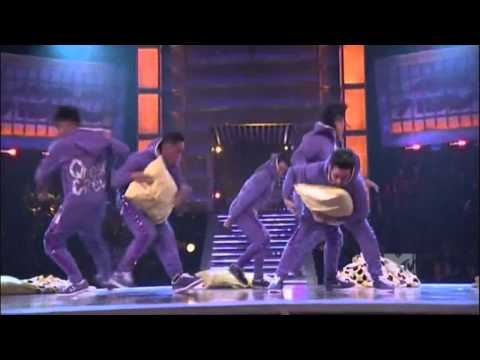 Quest Crew - Party Rock Anthem - ABDC6 Finale @ The 2011 MTV Movie Awards