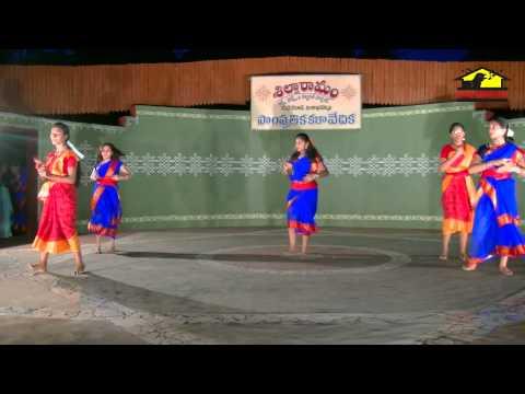 FOLK SONG SUNG BY SRINU DANCE BY Dr S MURALI BABU ll Musichouse27