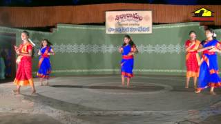 FOLK SONG SUNG BY SRINU DANCE BY Dr S MURALI BABU ll Musichouse27
