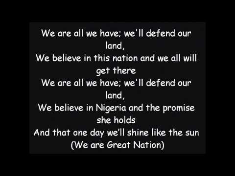 Timi Dakolo  Great Nation Lyrics