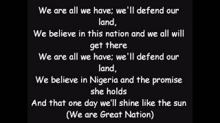 Timi Dakolo - Great Nation [Lyrics]