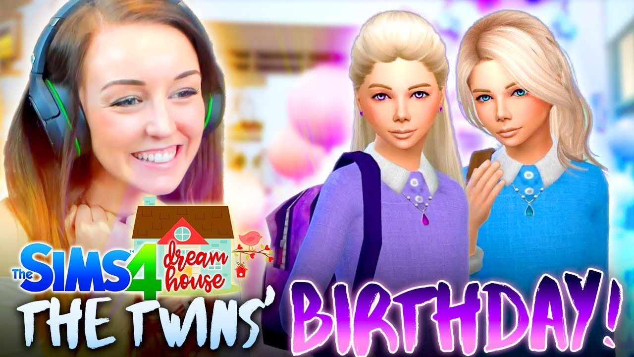 Download 👭THE TWINS AGE UP... And they're IDENTICAL! 😍(The Sims 4 #78!🏡)