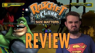 Ratchet & Clank: Size Matters Review - The Gaming Critic