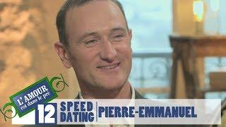 Le Speed Dating de Pierre-Emmanuel - L'Amour est dans le pré 2017  - Episode 3