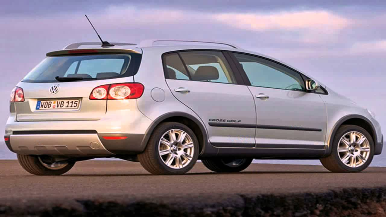 vw golf plus 1 9 tdi cross youtube. Black Bedroom Furniture Sets. Home Design Ideas