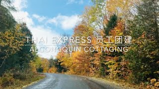 Thai Express员工——阿岗昆Cottaging