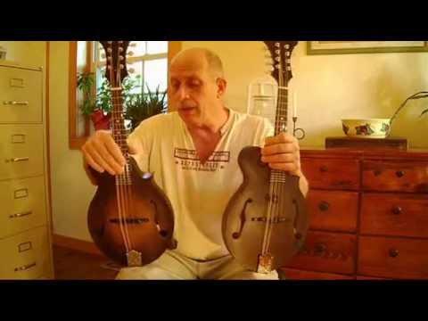 2 Christmas Songs on 2 Mandolins