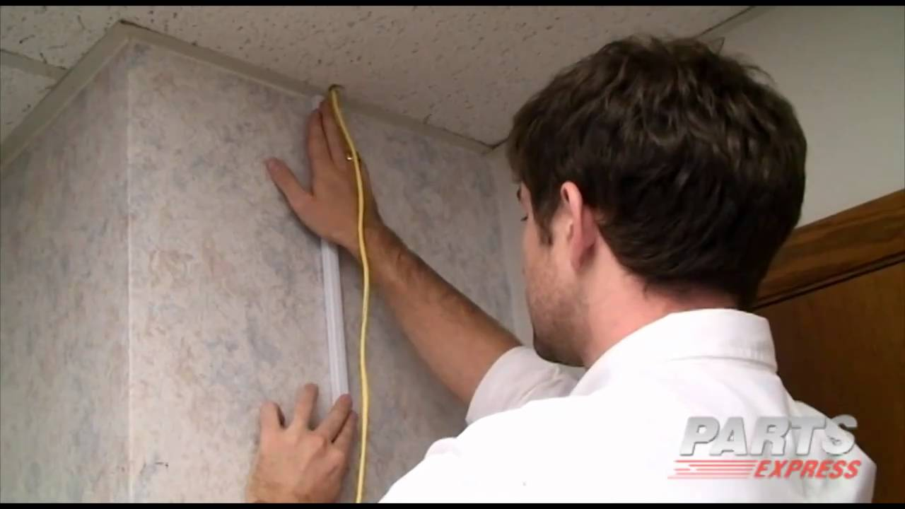 medium resolution of wall surface wiring