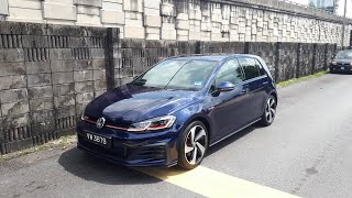 Damn You VW Golf GTI 2019!! In-Car First (And Maybe Last!) Impression | EvoMalaysia.com