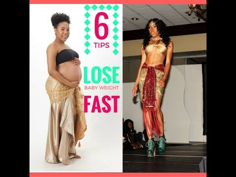 how-to:-6-tips-to-lose-baby-weight-fast