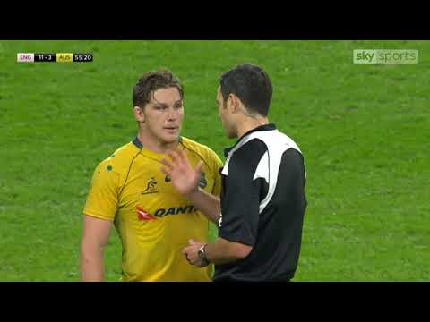 Highlights, England 30 - 6 Australia