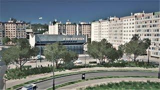 Podróba osiedla post sowieckiego - Cities: Skylines S08E32