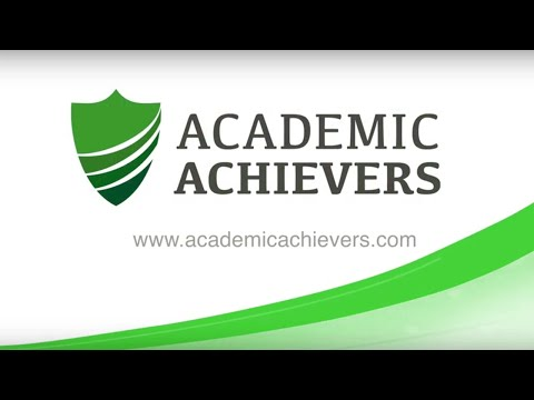 Academic Achievers About