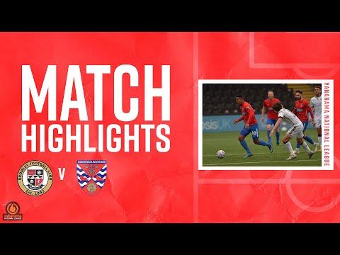 Bromley Dagenham & Red. Goals And Highlights
