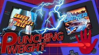 Grand Theft Auto vs. Driver: Handheld Wars | Punching Weight Ep 8 | [SSFF]