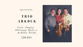 Trio Arkduk na Sala Watari | 20 abr,  2019