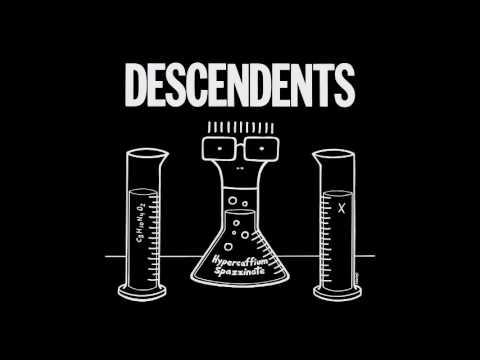Descendents - Hypercaffium Spazzinate - Full Album - New 2016