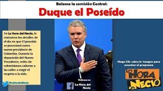 """La Hora del NECIO: Duque """"El Poseído"""". 07.08.2018"""