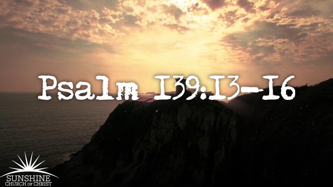Psalm139