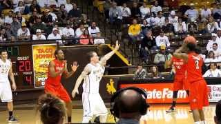 Wyoming-San Diego State highlights