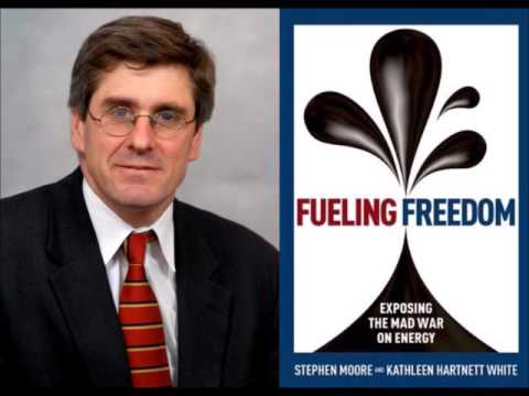 Stephen Moore Author Interview with Conservative Book Club