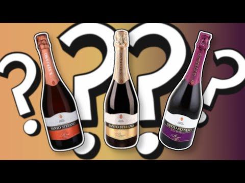 Лучший вкус Santo Stefano. Дешёвое игристое вино. Сравнение и обзор (18+)