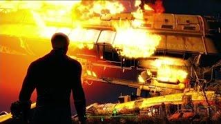 Fallout 4 Kills Montage Trailer - IGN Live: E3 2015