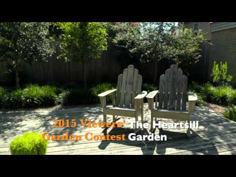 2015 Viewers' Garden Contest