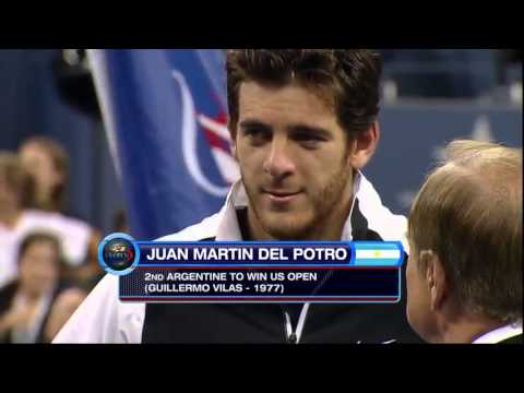 Federer vs Del Potro US Open 2009 Final - Parte 22 (HD)