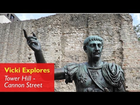 Vicki Explores ... Tower Hill to Cannon Street from YouTube · Duration:  4 minutes 50 seconds