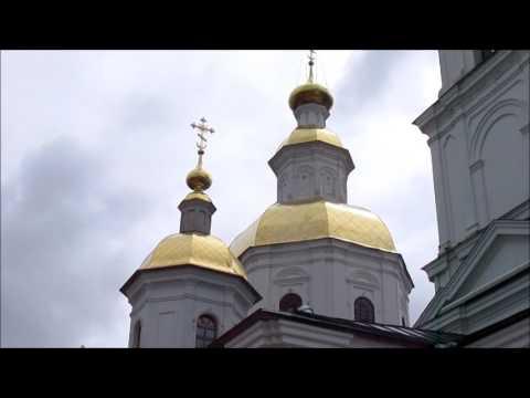 сДивеево Diveevo Diveyevo monastery Russia