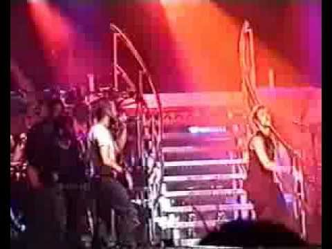 Will Young on the Will Gareth & Zoe Tour 2002 Butlins