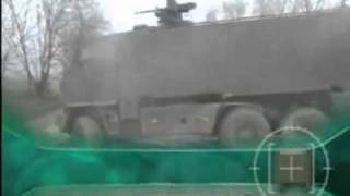 General Dynamics European Land Systems - Mowag Duro IIIP Tactical Transport Vehicle 6x6 [480p]
