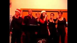 Christmas was a friend of mine door Vocalgroup Franje