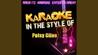 Let the Teardrops Fall (In the Style of Patsy Cline) (Karaoke Version)