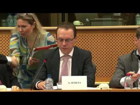 Protecting the EU's financial interests: Towards a European Public Prosecutor [FULL VIDEO] [EN]