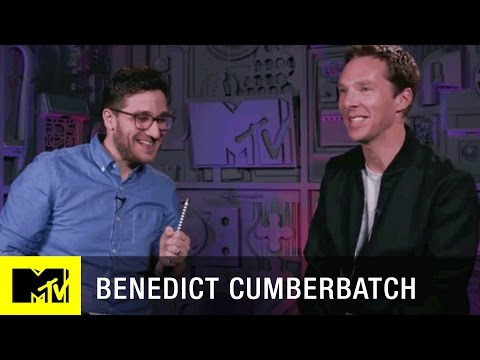 Benedict Cumberbatch Talks Doctor Strange