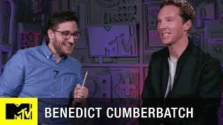 Benedict Cumberbatch Talks Doctor Strange & Does More Impressions   MTV