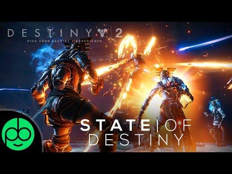 Destiny 2 Forsaken: The State Of Destiny 2
