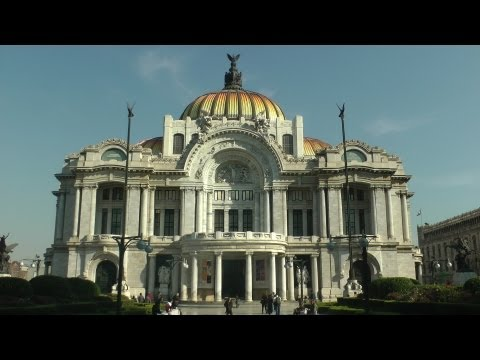 Mexico City, Mexico in HD