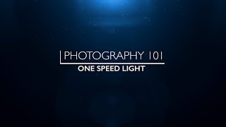 Photography 101 - How to shoot outdoors using one speed light | EM Multimedia