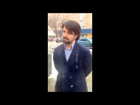 Интервью Мурада Мусаева