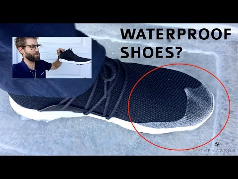 BAD insole: Vessi Footwear Review