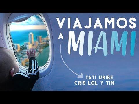 VIAJAMOS A MIAMI / Tati Uribe & Cristian Vlogs thumbnail