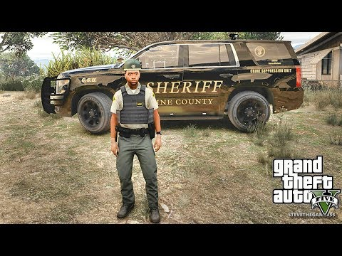 GTA 5 MOD LSPDFR 681 - SEARCH AND NO RESCUE!! (GTA 5 REAL LIFE PC MOD) PART 2