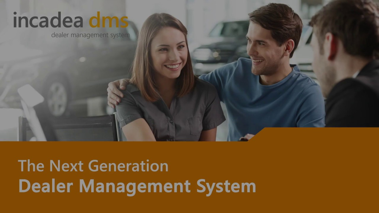 incadea | International Software Solutions for Automotive Retail and