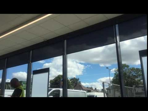 Warema Internal Cassette Roller Blinds
