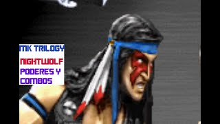 Video Mortal Kombat Trilogy: Guía de Poderes y Combos Nightwolf download MP3, 3GP, MP4, WEBM, AVI, FLV November 2018